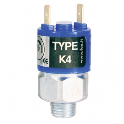 K4 ADJUSTABLE PRESSURE SWITCH