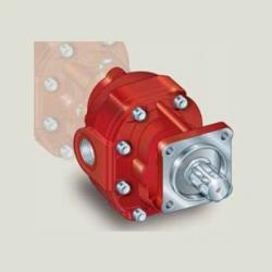 Pompe a ingranaggi / Serie FZ TANDEM  / FZHV  / FZH 116 V