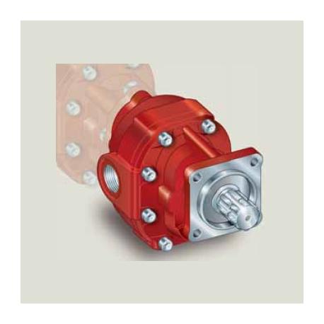 Gear pumps / Series FZ TANDEM  / FZHV  / FZH 116 V