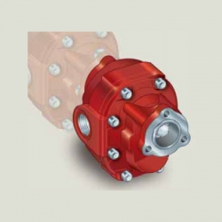 Gear pumps / Series FZ TANDEM  / FZHT  / FZH 75 T