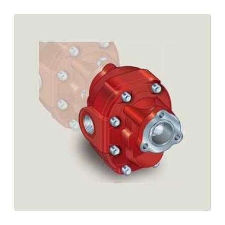 Gear pumps / Series FZ TANDEM  / FZHT  / FZH 75 T