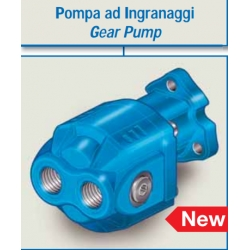 Gear pumps Series XBS