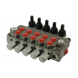 Monoblock Directional Control Valve SD11/5 FIVE SECTIONS