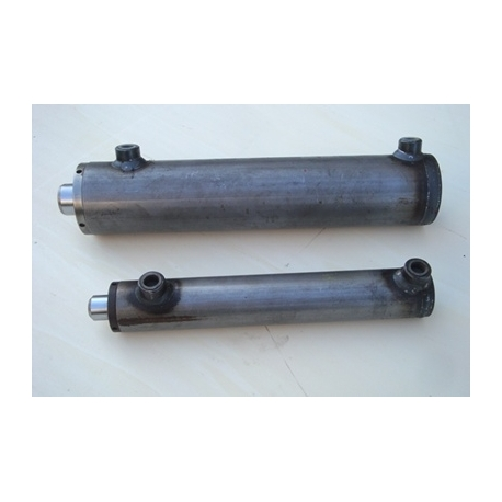 Hydraulic Cylinders - double effect -Bore- 80 mm, Stroke-  400 mm, Shaft Diameter - 40 mm