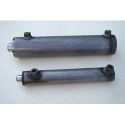 Hydraulic Cylinders - double effect -Bore- 60 mm, Stroke-  350 mm, Shaft Diameter - 30 mm