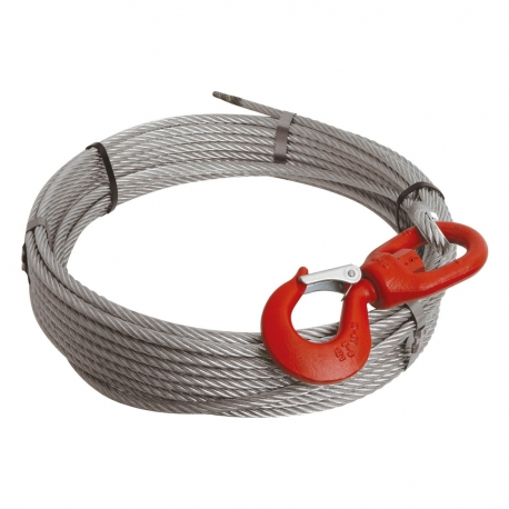 ROPE FOR WINCHES
