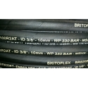 Hydraulic hose for high pressure