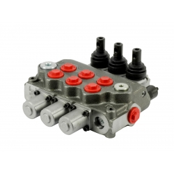 Monoblock Directional Control Valve SD11/3 THREE SECTIONS