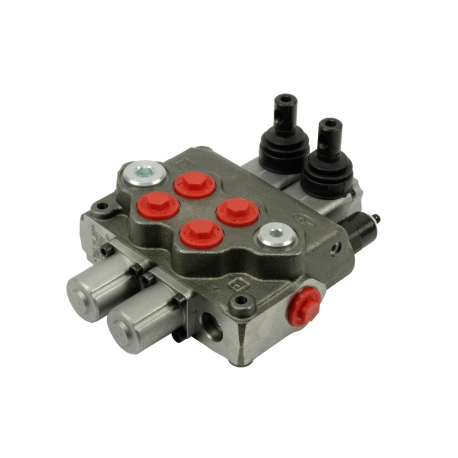 Monoblock Directional Control Valve SD11/2 TWO SECTIONS