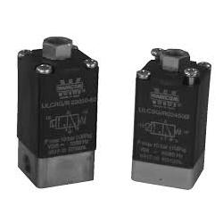 Elettrovalvole ad azionamento diretto lato 32 mm ULCRV/R01200B