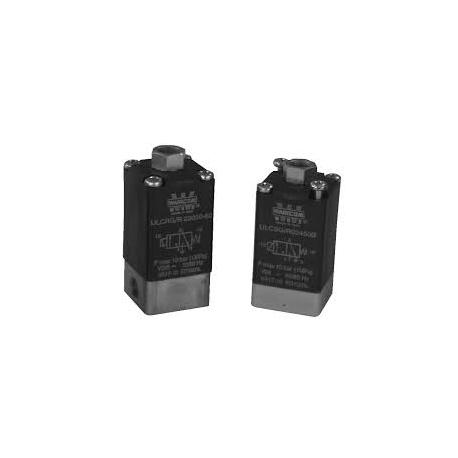 Direct acting solenoid valves side 32 mm