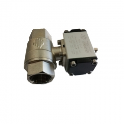 Double acting pneumatic actuator 1""