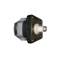 Cast iron body hydraulic gear pumps and motors