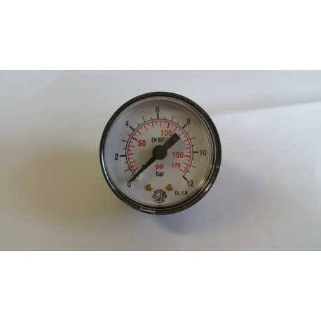 TIRE PRESSURE GAUGE 0-12BAR