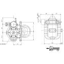 Power take-offs - RZB - 4288A PTO LAT. H. D. SCANIA GRS 895